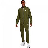 [해외]나이키 Sportswear Track Suit Rough Green / Midnight Navy / White