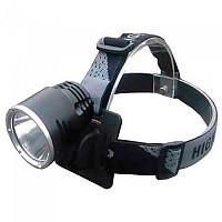 [해외]EDM 36110 10W Rechargeable Flashlight 4138287852 Black