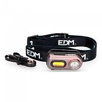[해외]EDM 400 lumens Head Lantern 4138287860 Black / Grey