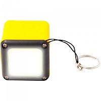 [해외]EDM COB USB 300 Lumens Rechargeable Flashlight 4138287895 Black / Yellow