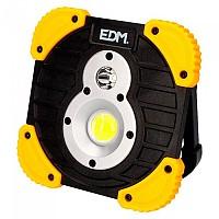 [해외]EDM LED XL 750 Lumens Rechargeable Focus Flashlight 4138287908 Black