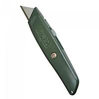 [해외]MOTA HERRAMIENTAS C100 Retractable Metal Cutter 155 mm 4138293600 Silver / Green