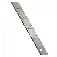 [해외]MOTA HERRAMIENTAS C09 Cutter Blades 9 mm 10 Units 4138300604 Silver