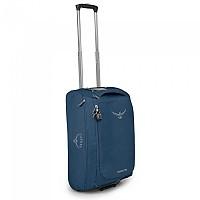 [해외]오스프리 Daylite Carri-On Wheeled Duffle Trolley 40L 4138264382 Wave Blue