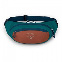 [해외]오스프리 Daylite Waist Pack 2L 4138264411 Umber Orange / Verdigris Green