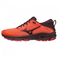 [해외]미즈노 Wave Rider TT Trail Running Shoes 4138130798 Living Coral / Fudge