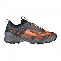 [해외]CMP Rahunii WP Trail Running Shoes 4138277460 Anthracite / Grenadine