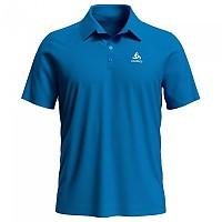 [해외]오들로 Cardada Short Sleeve Polo Shirt 4137325038 Blue Aster