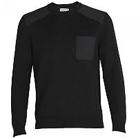[해외]아이스브레이커 Barein Sweater 4138214879 Black