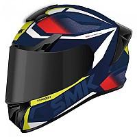 [해외]SMK Typhoon Thorn Full Face Helmet 9138243909 Blue / Fluo Yellow / Red / White