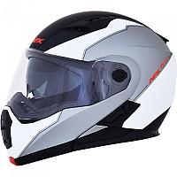 [해외]AFX FX-111 Modular Helmet 9138273107 Black / White