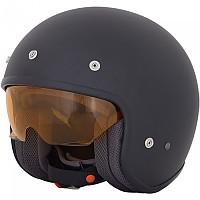 [해외]AFX FX-142 Open Face Helmet 9138273110 Black