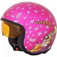 [해외]AFX FX-142Y Rocket Open Face Helmet Junior 9138273112 Pink