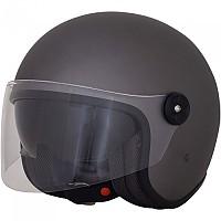 [해외]AFX FX-143 Open Face Helmet 9138273115 Grey