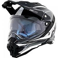 [해외]AFX FX-41 Range Full Face Helmet 9138273132 Black