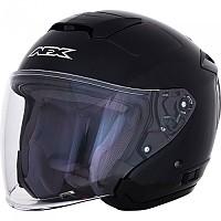 [해외]AFX FX-60 Open Face Helmet 9138273138 Gloss Black