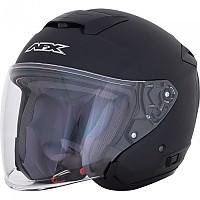 [해외]AFX FX-60 Open Face Helmet 9138273139 Matte Black