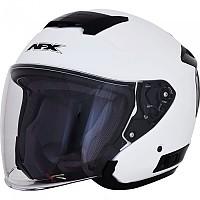 [해외]AFX FX-60 Open Face Helmet 9138273140 White