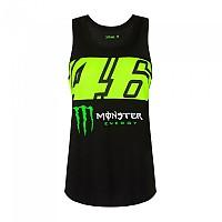 [해외]VR46 Monster Dual 20 Sleeveless T-Shirt 9138200156 Black