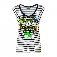 [해외]VR46 Valentino Rossi 20 Short Sleeve T-Shirt 9138200222 Multicolour