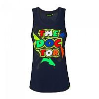 [해외]VR46 Valentino Rossi 20 Sleeveless T-Shirt 9138200228 Blue
