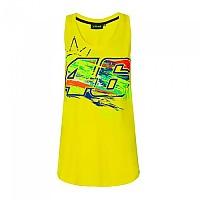 [해외]VR46 Valentino Rossi 20 Sleeveless T-Shirt 9138200229 Yellow