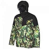 [해외]클라임 Instinct Hoodie Jacket 9137550849 Camo / Green