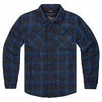 [해외]ICON Upstate Riding Flannel Long Sleeve Shirt 9137750087 Blue