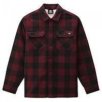 [해외]DICKIES Sherpa Sacramento Lined Shirt 9138164593 Maroon