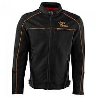 [해외]RUSTY STITCHES Chase Jacket 9138192514 Black / Yellow