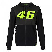 [해외]VR46 Valentino Rossi 20 Full Zip Sweatshirt 9138200206 Multicolour
