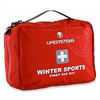 [해외]LIFESYSTEMS Winter Sports First Aid Kit 1135876478 Red