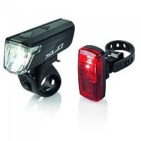 [해외]XLC Capella CL-S20 Light Set 1137487661 Black / Red