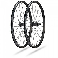 [해외]스페셜라이즈드 Roval Traverse 29´´ 6B Disc Tubeless MTB Wheel Set 1138126390 Black / Charcoal