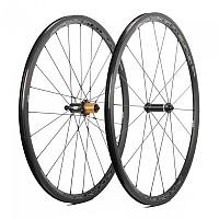 [해외]PROGRESS Phantom Tubeless Road Wheel Set 1138245175 Black