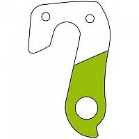[해외]BISTARK AC 80126 Derailleur Hanger 1138165254 Aluminium