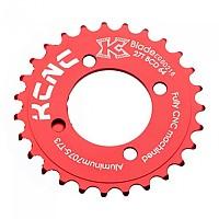 [해외]KCNC Blade 64 BCD Chainring 1137567194 Red