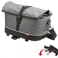 [해외]KLICKFIX Rackpack City Carrier Bag 8L 1137452188 Grey Tweed