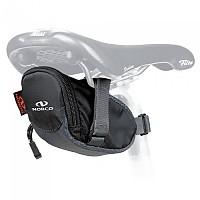 [해외]NORCO Ohio Road Saddle Bag 0.5L 1137505330 Black