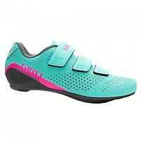 [해외]지로 Stylus Road Shoes 1138265947 Screaming Teal / Neon Pink