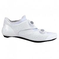 [해외]스페셜라이즈드 S-Works Ares Road Shoes 1137970639 White