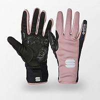 [해외]스포츠풀 Essential 2 Windstopper Long Gloves 1138205735 Mauve Black