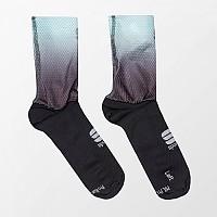 [해외]스포츠풀 Race Mid Socks 1138205851 Black Blue Sky