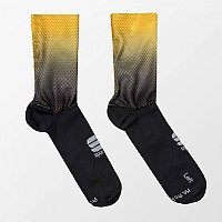 [해외]스포츠풀 Race Mid Socks 1138205856 Black Yellow