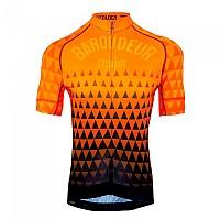 [해외]CYCOLOGY Baroudeur Short Sleeve Jersey 1138293431 Orange