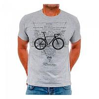 [해외]CYCOLOGY Hierarchy Of Needs Short Sleeve T-Shirt 1138293432 Grey