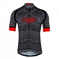 [해외]CYCOLOGY Tribal Tattoo Short Sleeve Jersey 1138293435 Black