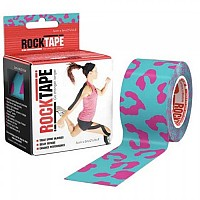 [해외]ROCK TAPE Standard 5cmx5m Kinesiology Tape 3138294940 Blue / Pink