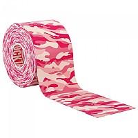 [해외]ROCK TAPE Standard 5cmx5m Kinesiology Tape 3138294945 Camo Pink