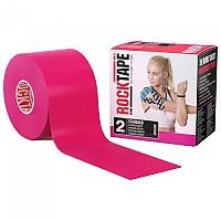 [해외]ROCK TAPE Standard 5cmx5m Kinesiology Tape 3138294950 Pink
